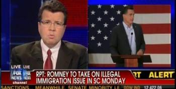 Kris Kobach, Anti-Immigration Hawk, Cozies Up To Mitt Romney