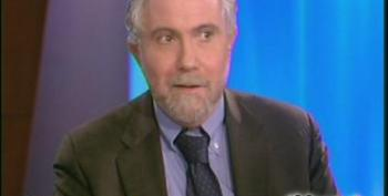 Krugman: Romney's CEO Experience Not Relevant To Being President