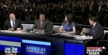 GOP Debate Audience Boos Romney's Mexican Heritage