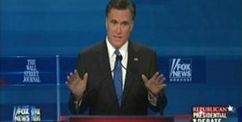 Mitt Romney Embraces Privatizing Medicare And Social Security And Raising Eligibility Ages