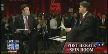 Frank Luntz Lauds Gingrich's Racist Dog Whistles During Fox Debate