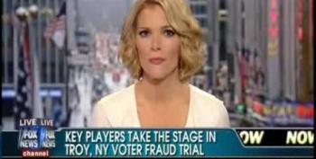 Fox News Jumps On The Voter Fraud Train, Only Reports On Democrats. Fair And Balanced?