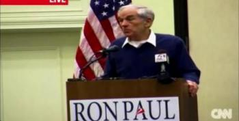 Ron Paul: Dept. Of Transportation Only Needs 'One Guy And A Computer'