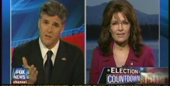 Palin Urges SC Voters To Support Newt Gingrich