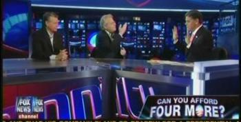 Hannity: I'd Start A Third War And Take Out The Iranian Nuclear Facilities