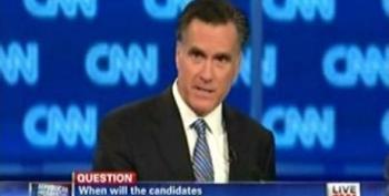 Romney Still Hedging On Releasing Tax Returns