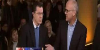 Colbert: Newt Is A 'Southern Gentleman'