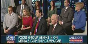 Megyn Kelly Hosts 'Focus' Group' Of 'Republican Voters' Full Of Republican Operatives