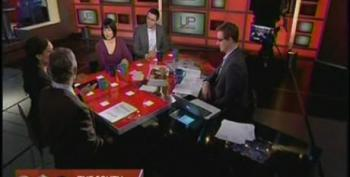 Up With Chris Hayes Panel On Gingrich's Racism And Favorability Ratings