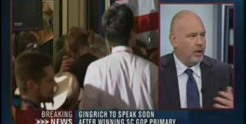 Steve Schmidt: Gingrich Win In Florida Will Lead To Panic And Meltdown Of Republican Establishment