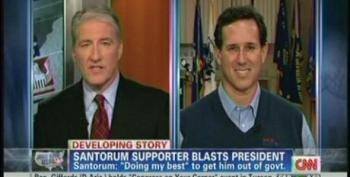Rick Santorum Says He 'Doesn't Feel Any Obligation' To Refute Every Birther Out There