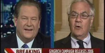 Barney Frank: People Who Are Supporting Gingrich Are Not Persuaded By Electability Issue
