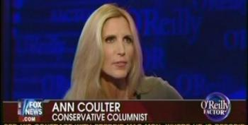 Ann Coulter Attacks Newt Gingrich For Depleting The Well Of Sentiment Against The Liberal Media