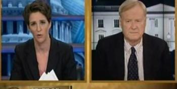 Chris Matthews Fawns All Over Mitch Daniels Endorsement Of Means Testing Entitlements