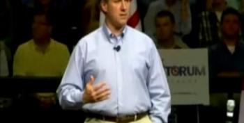 Santorum: 'Obama Wants Every Kid To Go To College... It Is Indoctrination'