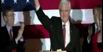 Gingrich Promises Moon Base That Could Become 51st State