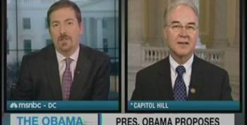 Chuck Todd Allows Rep. Tom Price Some Fact Free Time To Spin Republican Talking Points