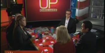 Up With Chris Hayes: Questions For The Sunday Show Guests