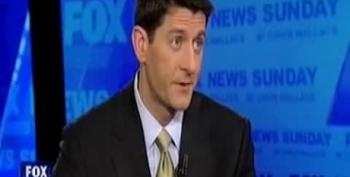 Paul Ryan Defends 'The Morality Of The Free Enterprise System'