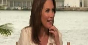Bachmann: Tea Party 'Has Been Only A Force For Good'