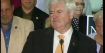Gingrich To Obama: 'Respect Our Religion' Instead Of 'Every Other Religion'