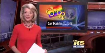 Washington State Senate Passes Same-Sex Marriage Bill