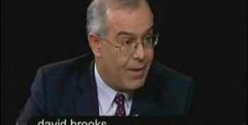 David Brooks: The Villagers Mr. 'Common Sense Center'