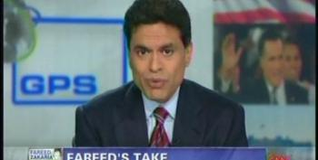 Fareed Zakaria Wants Mitt To Know It's A Whole New World Out There