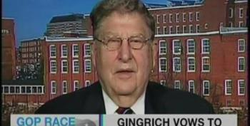 John Sununu: Low Turnout Means Voters Are Satisfied With Winning Candidate Mitt Romney