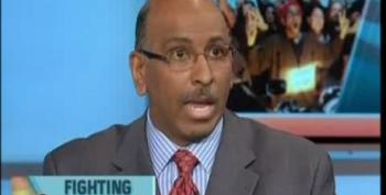 Michael Steele Draws Distinction Between Interracial And Gay Marriage -- Badly