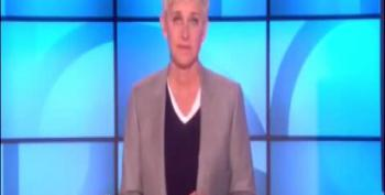 Ellen Responds To Anti-LGBT Group: 'My Haters Are My Motivators'