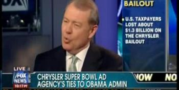 Stuart Varney Thinks Pro-Obama Ad Directors Tricked Clint Eastwood Into Chrysler Ad