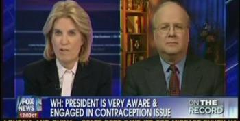 Karl Rove Shamelessly Conflates Birth Control With Abortion