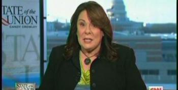 Candy Crowley Looks At Campaign Songs