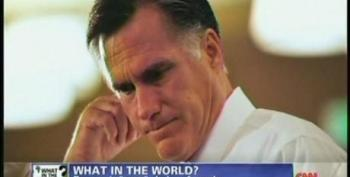 GPS: What In The World? Romney's 'Poor' Choice Of Words