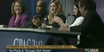 CPAC Tea Partier Jennifer Stefano Claims Occupiers Want To Defecate On The Flag