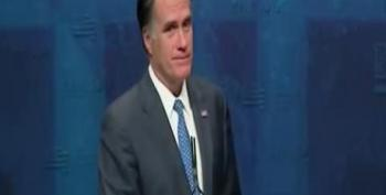 Romney Talks About Entitlement Cuts At CPAC