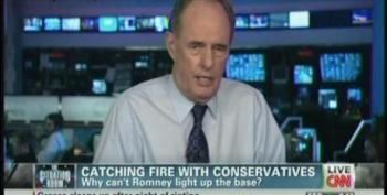 Cafferty: Why Can't Romney Catch Fire With Conservatives?