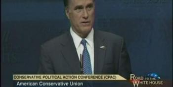 Romney: We Prevented 'Massachusetts From Becoming The Las Vegas Of Gay Marriage'