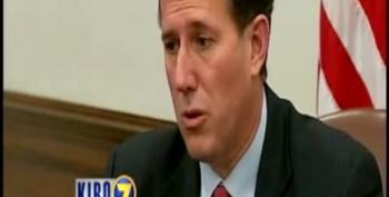 Santorum: LGBT Equality 'Waters Down Marriage'