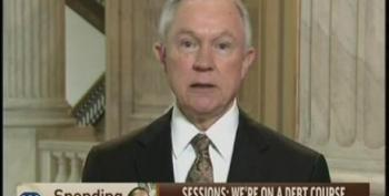 Jeff Sessions: National Debt Is Suddenly The Biggest Threat To Our Future