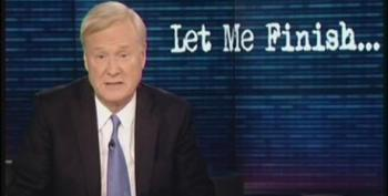 Chris Matthews Says He'll Miss Pat Buchanan At MSNBC
