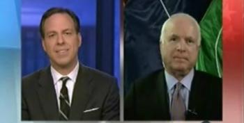 On This Week, Sen. McCain Reminds Voters Of Santorum's K Street Connections