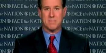 Santorum: Prenatal Testing Is To 'Encourage Abortions'