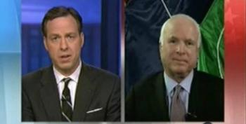 McCain: Give My 'Friend' Sheriff Paul Babeu 'Benefit' Of Innocence