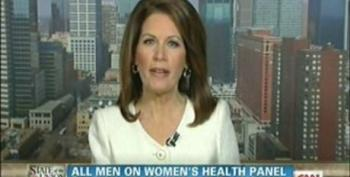 Michele Bachmann: The Republican Party Is Extremely Pro-Women