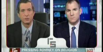 Howard Kurtz Asks If Pressing Mitt Romney On Religion Is Fair Game