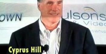 Mitt Romney Loves Cars, Lakes, Trees....