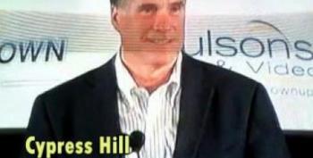 Mitt Romney Loves Cars, Lakes, Trees...