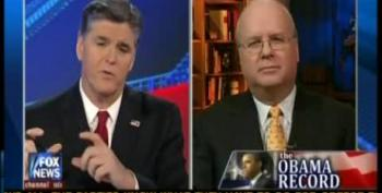 Rove And Hannity's Barely-Concealed Glee Over Rising Gas Prices